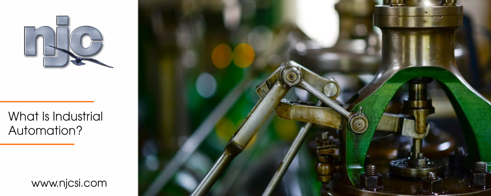 Question: What is industrial automation? Find out with NJCSI.